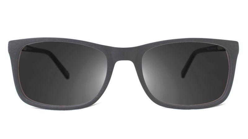 Sunčane Naočale Baker  Tamnoplava, Siva Boja   FramesPage