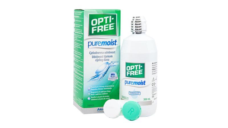 Opti Free Pure Moist 300 ml